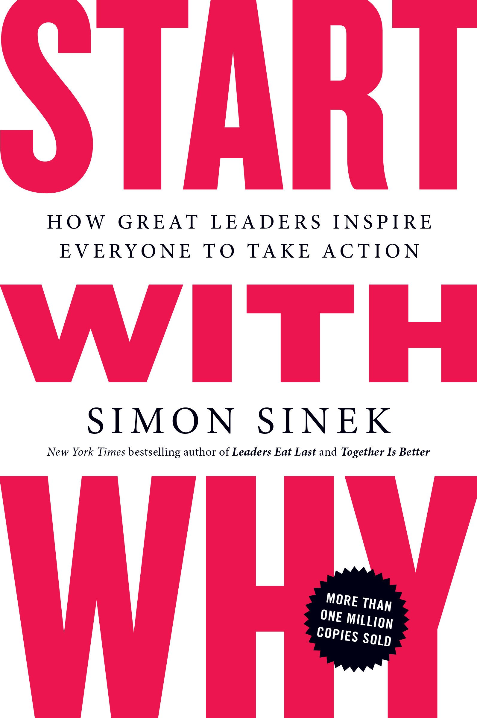 livro Start With Why